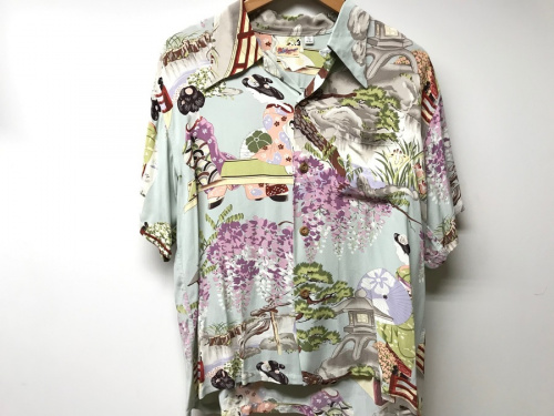 アロハシャツの衣類