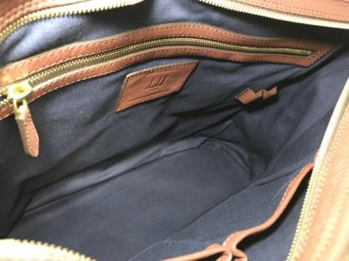 dunhillのボストンバッグ