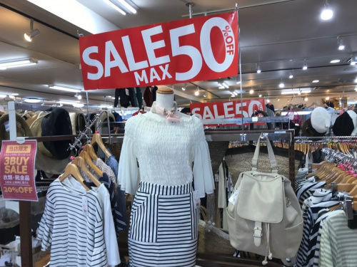 メンズファッションの夏物SALE