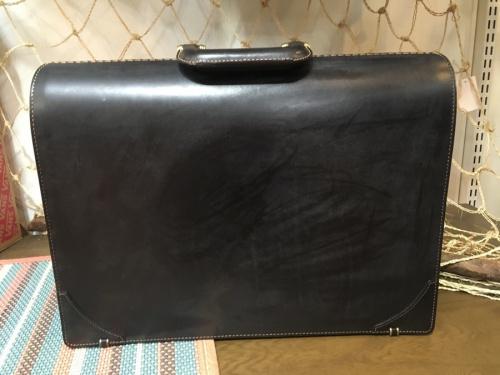 土屋鞄のダレスバッグ