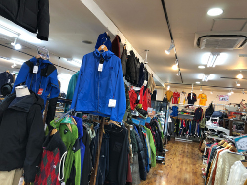 THE NORTH FACEの入間古着