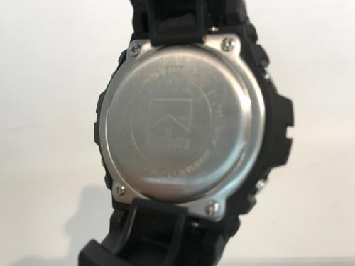 CASIOの入間腕時計