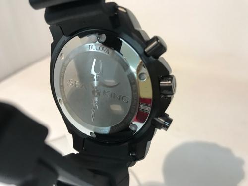 BULOVAの入間腕時計