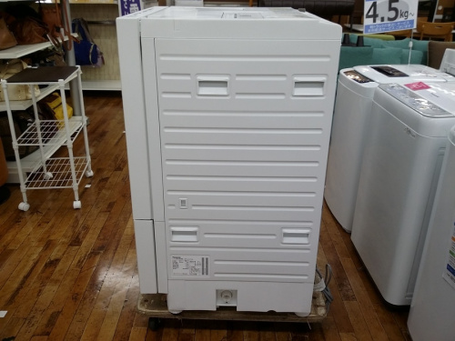 Panasonicのドラム式洗濯機