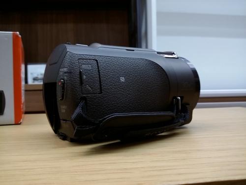 4KビデオカメラのSONY