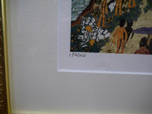 絵画の中古家具