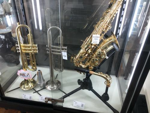サックス 買取の管楽器買取