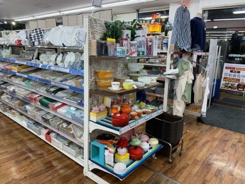 タンブラーの入間店中古雑貨
