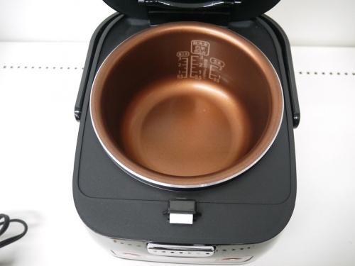 銘柄量り炊きIH炊飯器のIRIS OHYAMA