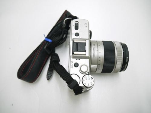 ミラーレス一眼カメラのPENTAX