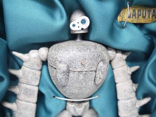 フィギュアの天空の城ラピュタ ロボット兵