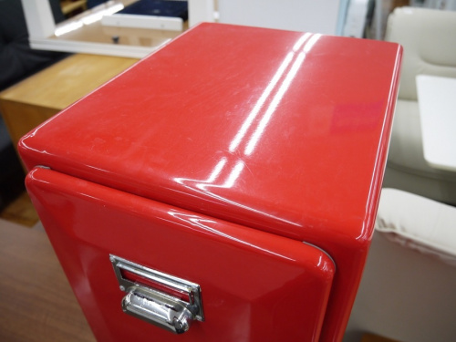 収納雑貨の3段ダストボックス