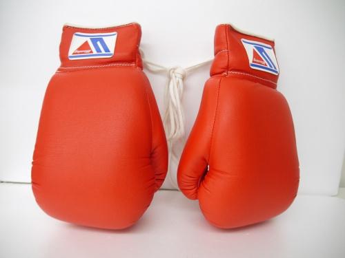 ボクシングのグローブ