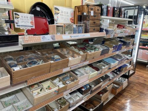 和食器の買取 強化