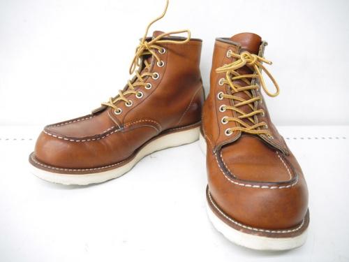 靴のアイリッシュセッター