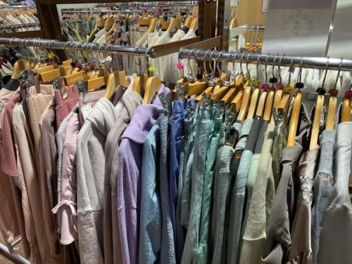 入間店中古衣類のトレンド