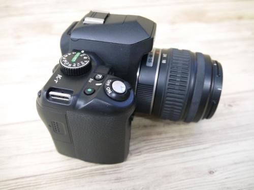 デジタル一眼レフカメラのPENTAX