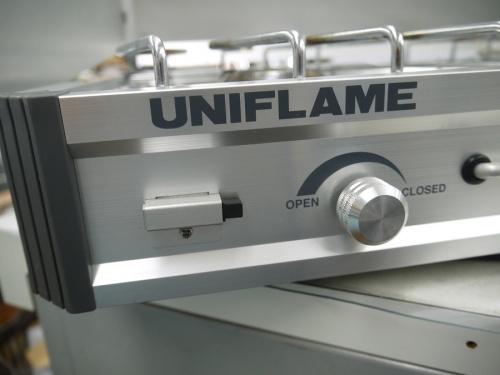 UNIFLAMEのPSLPGマーク有