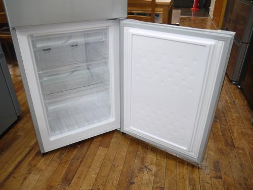 2ドア冷蔵庫のIRIS OHYAMA