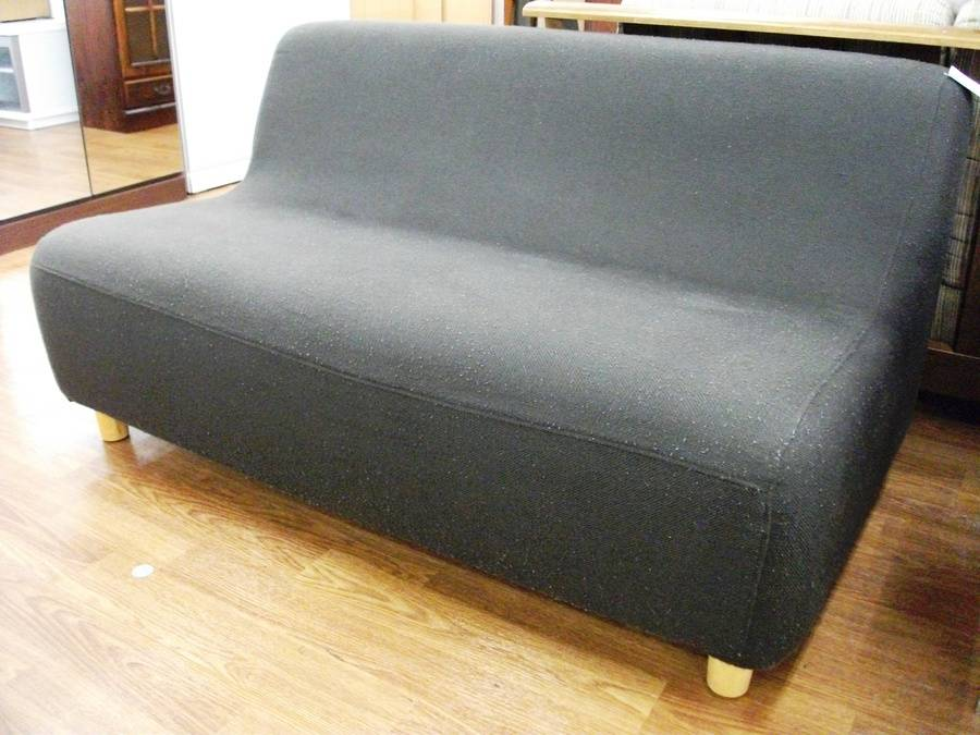 無印良品のソファとアームカバー