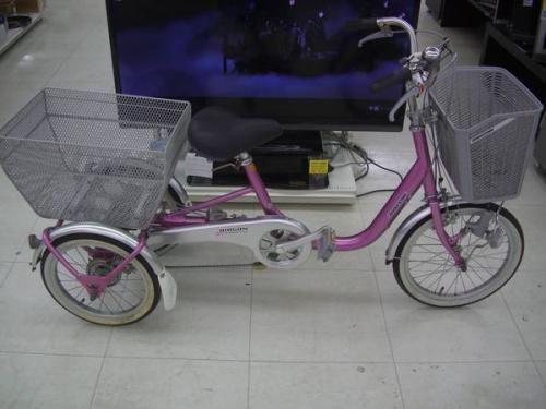 川越中古自転車のブリジストン