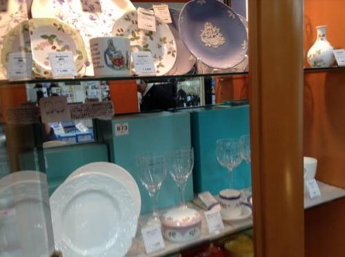 洋食器のブランド品