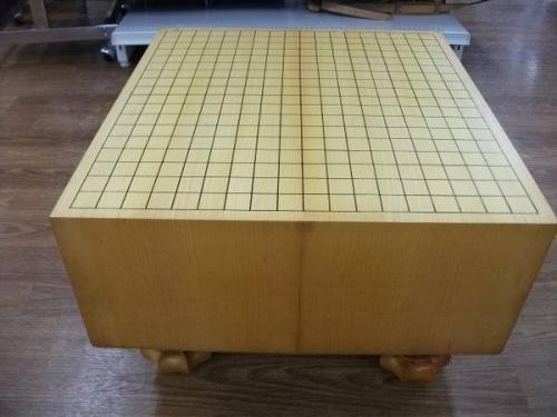楽器・ホビー雑貨の囲碁板