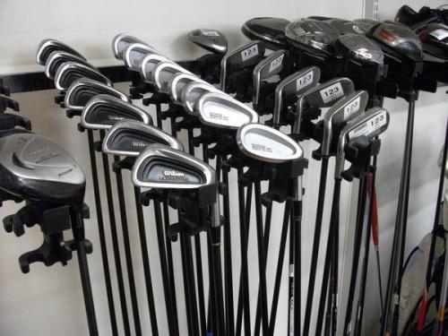 ゴルフのゴルフウェア