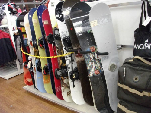 スノーボードのシーズンスポーツ