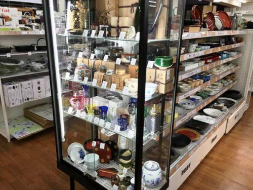 江戸切子の川越店伝統工芸