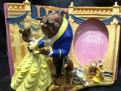 Disneyのフォトフレーム