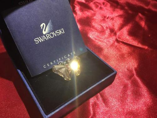 装飾のSwarovski