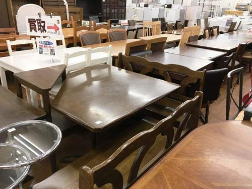 折りたたみテーブルの無印