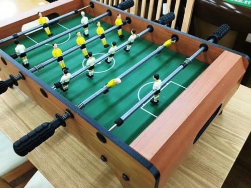 ボードゲームのサッカー