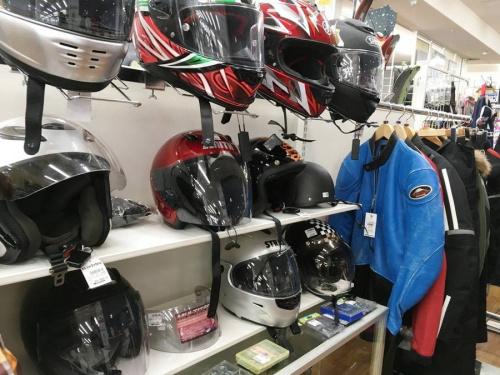 ヘルメットのKABUTO