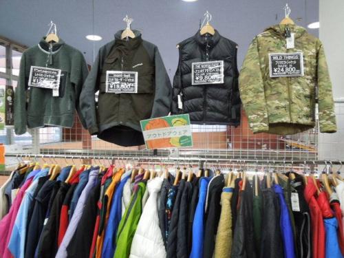 ノースフェイス(THE NORTH FACE)の川越店衣類