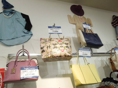 レディースファッションの川越店ブランド