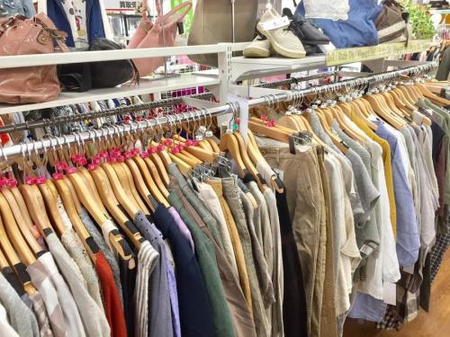 ストリートの川越店衣類