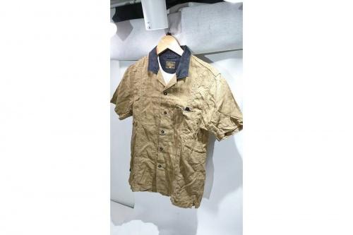 シャツのアメカジ