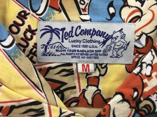 アロハシャツのTed Company
