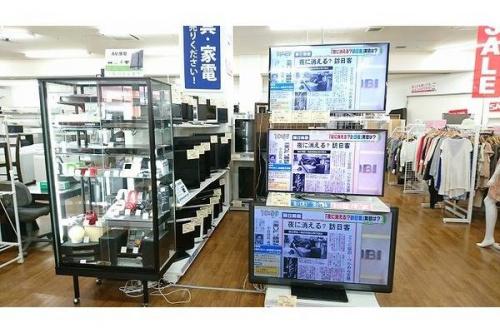 カシオ(CASIO)の川越店家電