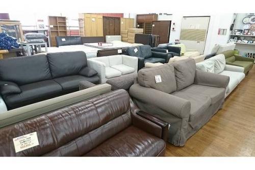 川越店家具のソファー