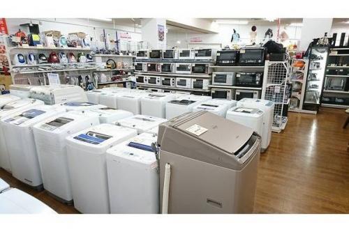 川越店家電の新生活