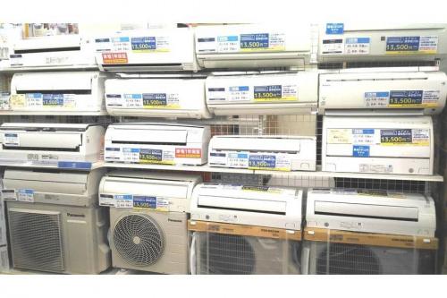 冷風扇の除湿器