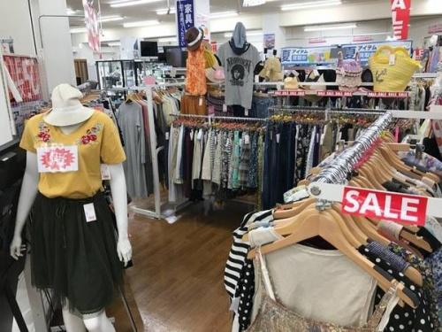 川越店衣類のSALE