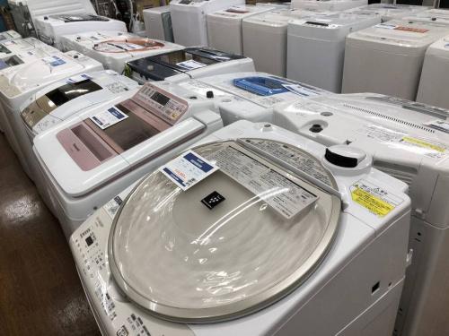 中古洗濯機の中古家電