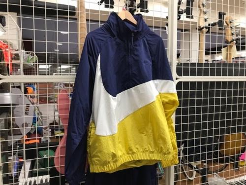 NIKEの川越衣類