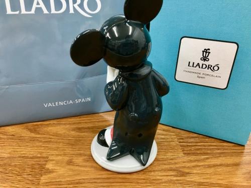 LLADROのミッキー