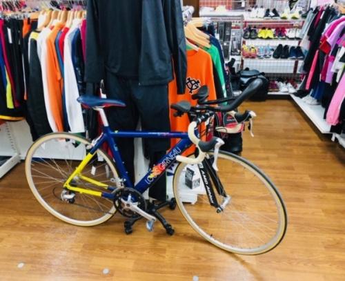 自転車のルイガノ