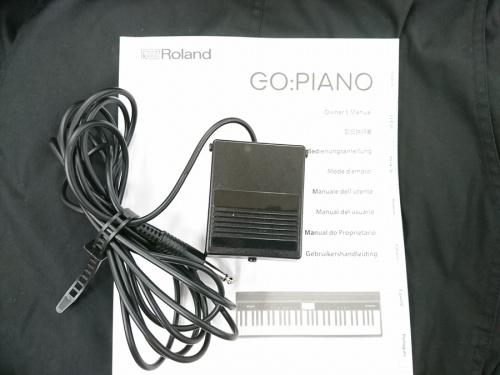 ピアノのROLAND
